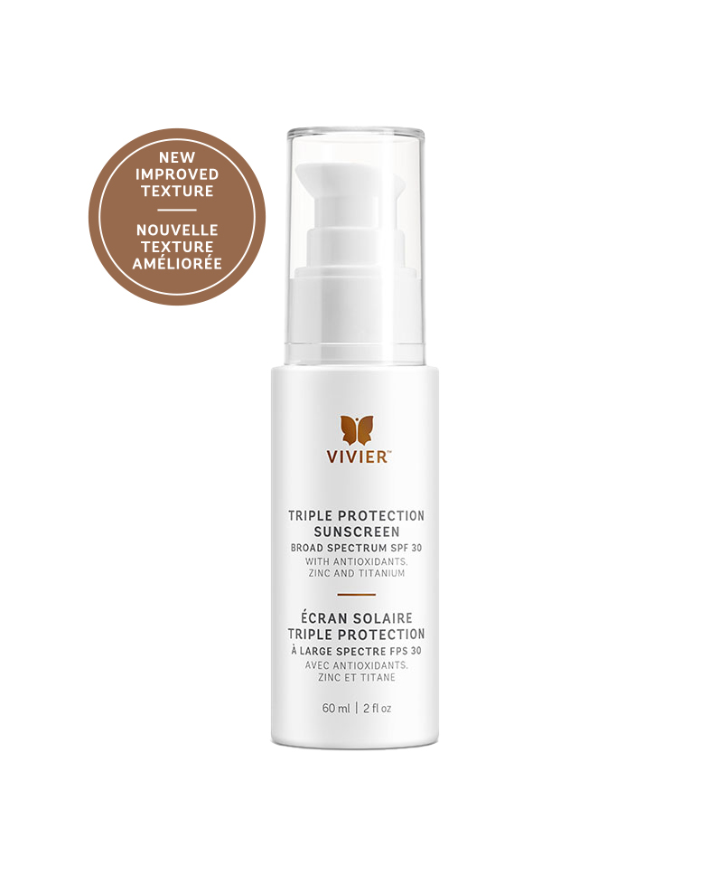 TRIPLE PROTECTION BROAD SPECTRUM SPF 30 Image